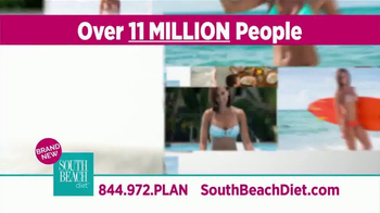 South Beach Diet TV Spot, 'Great Shape' Featuring Jessie James Decker