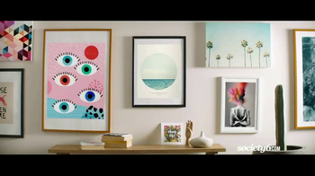 Society6 Tv Commercial 39 Shop For One Of A Kind Home Decor