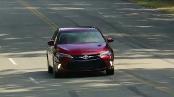 2017 Toyota Camry TV Spot, 'Time for Life'