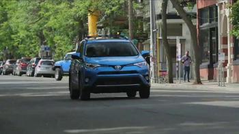 2017 Toyota RAV4 TV Spot, 'Time for Life: Safety Sense'