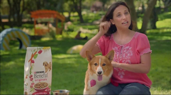 Purina Beneful Grain Free TV Spot, 'Becky and Einstein: Simply Made'