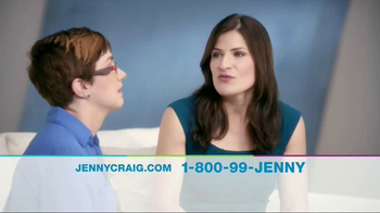 Jenny Craig TV Spot, 'Ginette: 30 Days Free'