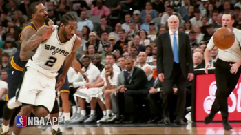 NBA App TV Spot, 'Just One Play: Defensive Mastery' - Thumbnail 2