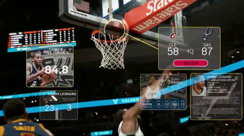 NBA App TV Spot, 'Just One Play: Defensive Mastery' - Thumbnail 5