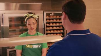 Subway Italian Hero Sandwich TV Spot, 'The Sandwich King' Feat. Jeff Mauro