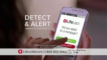 LifeLock TV Spot, 'Faces V4.1A' - Thumbnail 5