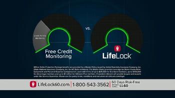 LifeLock TV Spot, 'Faces V4.1A' - Thumbnail 7