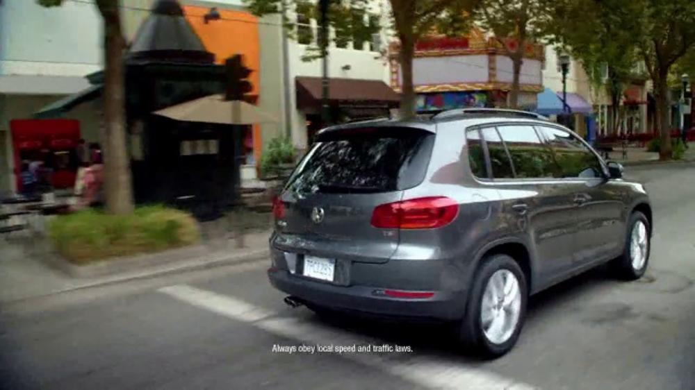 2017 Volkswagen Tiguan TV Commercial, 'That Feeling ...