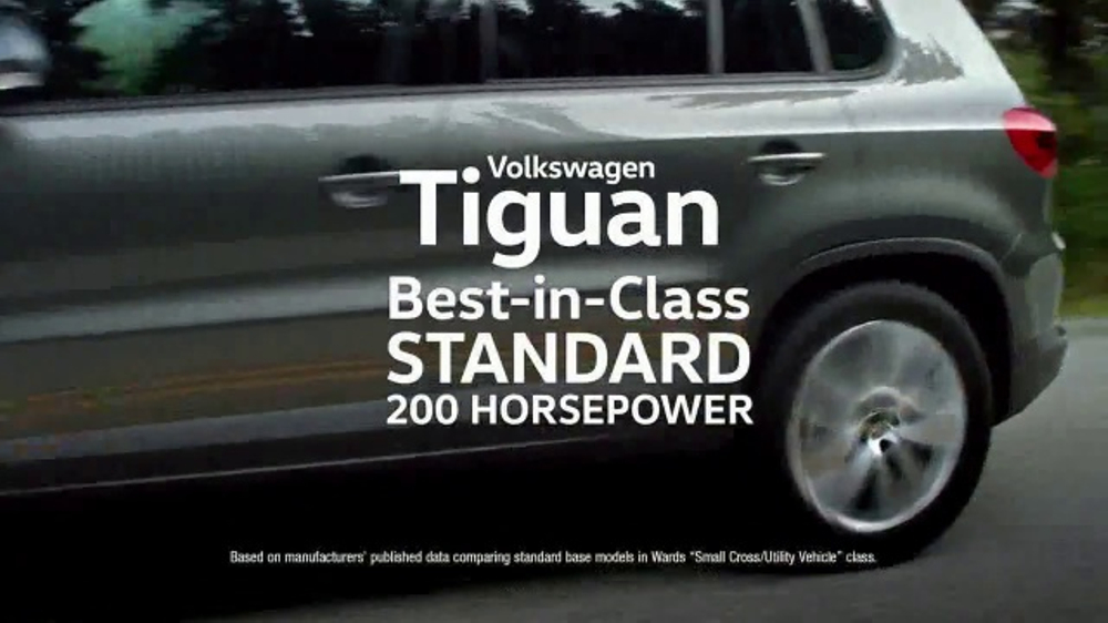 2017 Volkswagen Tiguan TV Commercial, 'That Feeling: Horses' Song by Grouplove - iSpot.tv
