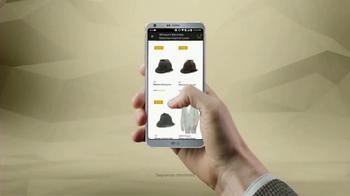 LG G6 TV Spot, 'Dynamic: Verizon Trade-In Credit' Song by Etta James