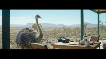 Samsung Gear VR TV Spot, 'Ostrich' Song by Elton John