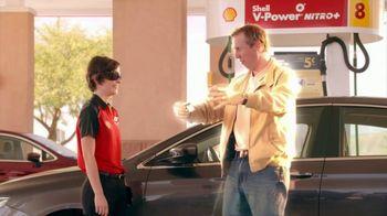 Shell Fuel Rewards Program TV Spot, 'The Effect of Instant Gold Status'