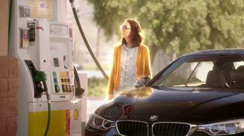 Shell Fuel Rewards Program TV Spot, 'Get the Glow of Instant Gold Status'