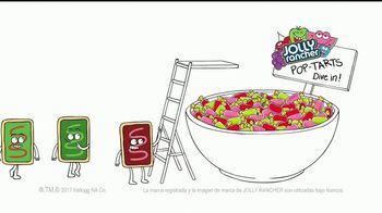 Pop-Tarts Jolly Rancher TV Spot, 'Clavado' [Spanish]