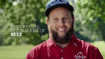 Arby's TV Spot, 'Official Restaurant of the PGA TOUR' Feat. Andrew Johnston