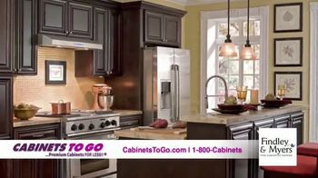 Cabinets To Go Biggest Sales Event TV Spot, U0027Buy One Get One Freeu0027