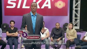 Silka TV Spot, 'Challenge: Day Three' Featuring Willie Gault