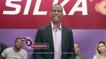 Silka TV Spot, 'Challenge: Day Two' Featuring Willie Gault