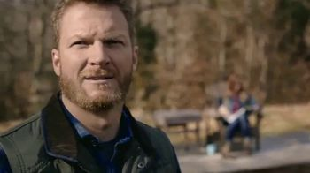 Nationwide Insurance TV Spot, 'Golden Years Dale' Feat. Dale Earnhardt, Jr.