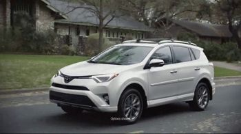 2017 Toyota RAV4 TV Spot, 'Safe Neighborhood: Customer Cash' - Thumbnail 2