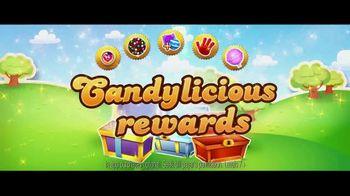 Candy Crush Saga TV Spot, 'Special Event: Candylicious Rewards'