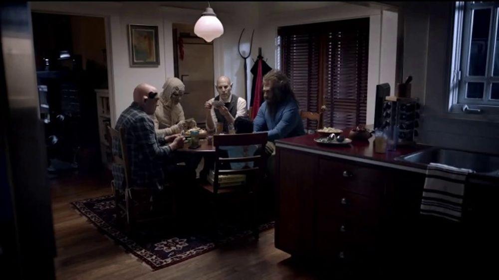 Spectrum TV Commercial, 'Monsters: Poker Night' - iSpot.tv