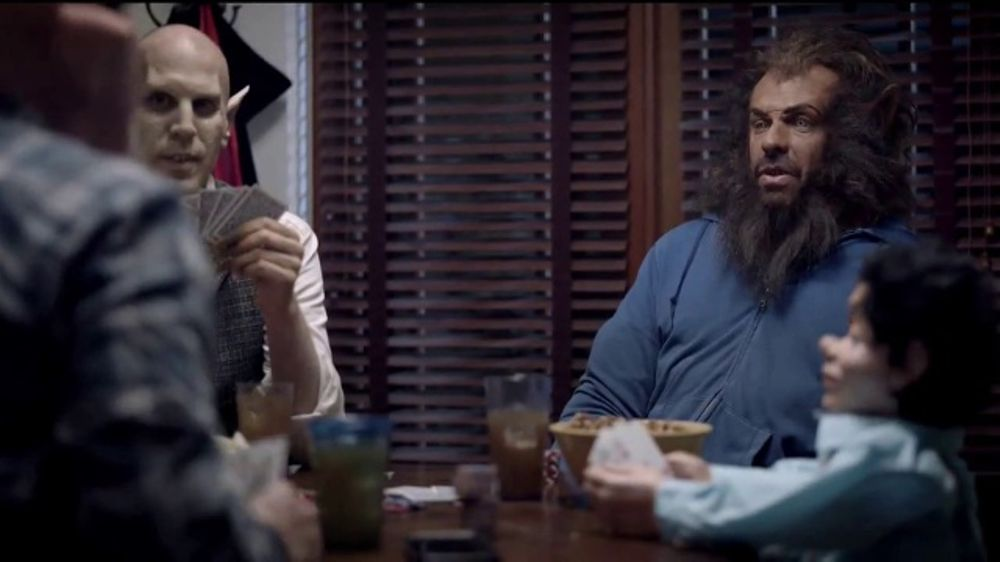 Spectrum TV Commercial, 'Monsters: Poker Night' - iSpot.tv
