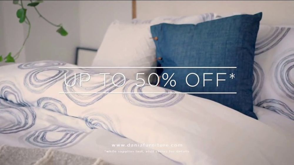 Dania Furniture Summer Clearance Sale TV Commercial ...