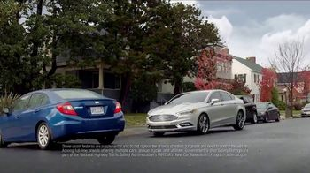 2017 Ford Fusion TV Spot, 'First-Time Drivers' - Thumbnail 4