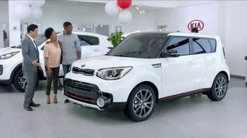 Kia Summer's On Us Sales Event TV Spot, 'Five Months of Freedom'
