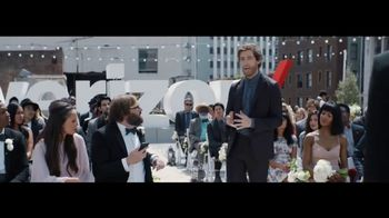 Verizon TV Spot, 'Live Wedding: Four Lines' Featuring Thomas Middleditch - Thumbnail 5