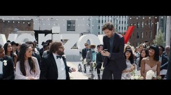 Verizon TV Spot, 'Live Wedding: Four Lines' Featuring Thomas Middleditch - Thumbnail 6