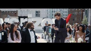Verizon TV Spot, 'Live Wedding: Four Lines' Featuring Thomas Middleditch - Thumbnail 6