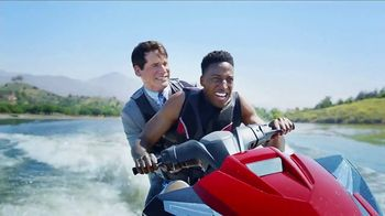 Kia Summer\'s On Us Sales Event TV Spot, \'Jet Ski\'