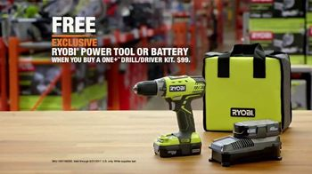 The Home Depot Father's Day Savings TV Spot, 'Toy Store: Ryobi' - Thumbnail 10