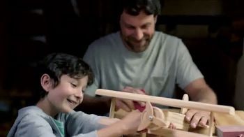 The Home Depot Father's Day Savings TV Spot, 'Toy Store: Ryobi' - Thumbnail 5