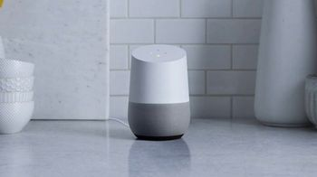 Google Home TV Spot, 'Celebrity'