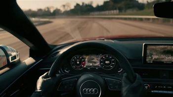 2018 Audi S5 Sportback TV Spot, 'Secretariat' - Thumbnail 5