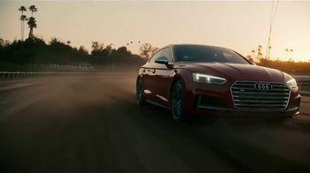 2018 Audi S5 Sportback TV Spot, 'Secretariat' - Thumbnail 6
