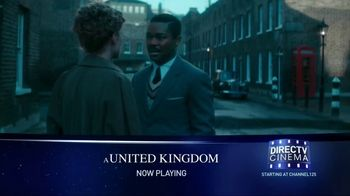 DIRECTV Cinema TV Spot, 'A United Kingdom'