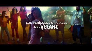 Jeep Renegade TV Spot, 'Summer of Jeep' canción de Bomba Estéreo [Spanish]