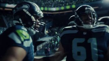 Nike Alpha Menace TV Spot, 'Skates' Featuring Russell Wilson - Thumbnail 9