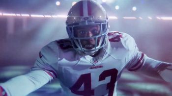 Nike Alpha Menace TV Spot, 'Skates' Featuring Russell Wilson - Thumbnail 7