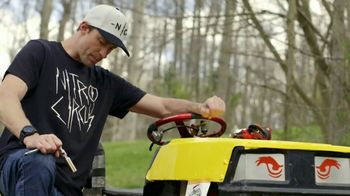 Oberto TV Spot, 'Lawn Mower' Featuring Travis Pastrana, Stephen A. Smith