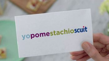 Triscuit TV Spot, 'Yo-pome-stachio-scuit' Featuring Cecily Strong