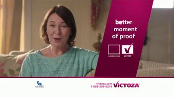 Victoza TV Spot, 'A Better Moment of Proof' - Thumbnail 10