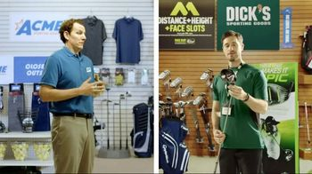 dick sporting goods commercial