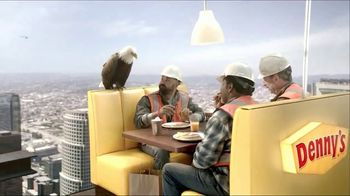 Denny's on Demand TV Spot, 'Lunch 70 Stories Up? No Problem'