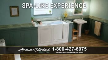 American Standard Walk In Tubs Tv Commercial Stay Safe Ispot Tv