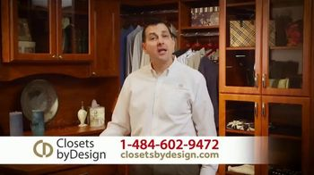 Closets By Design TV Spot, U0027Custom Home Storage Needsu0027   Thumbnail ...